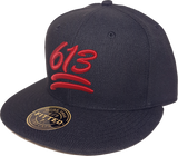 613 Emoji Fitted