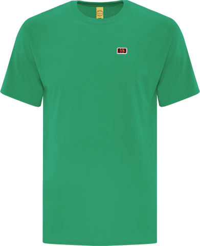 Six One 3 Pure Patch T-Shirt Kelly Green II