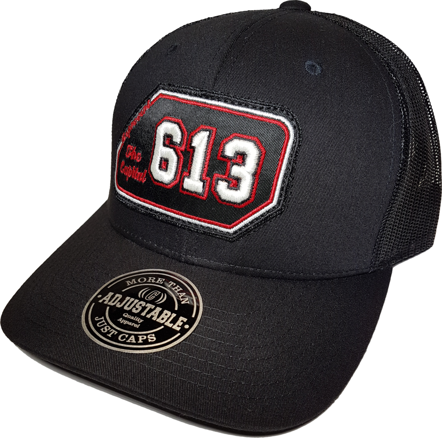 613 The Capital Trucker Patch Cap