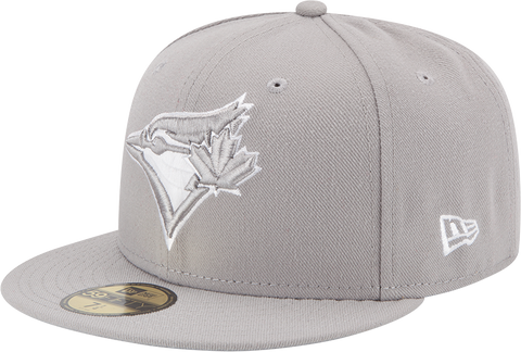 Toronto Blue Jays New Era 59Fifty Fitted Grey