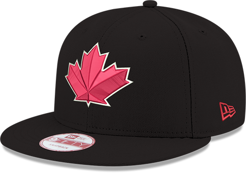 Toronto Blue Jays New Era 9Fifty Snapback Black Red