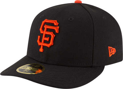 San Francisco Giants Fitted Game Low Crown