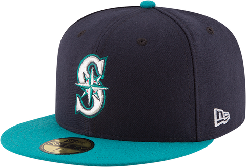 Seattle Mariners Fitted Alt