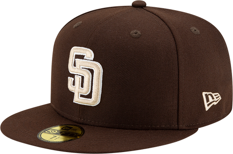 San Diego Padres Authentic Fitted On Field Alt Cap