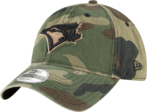 Toronto Blue Jays Core Classic Adjustable Camo
