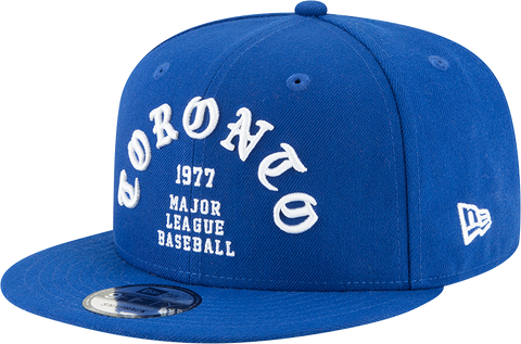 Toronto Blue Jays New Era 9Fifty Snapback Team Deluxe