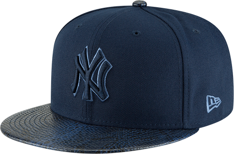 New York Yankees New Era 59Fifty Fitted Snakeskin Sleek