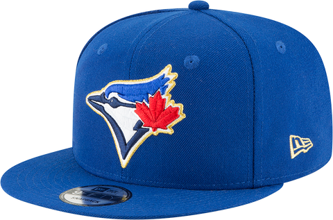 Toronto Blue Jays New Era 9Fifty Snapback Trubute Flip