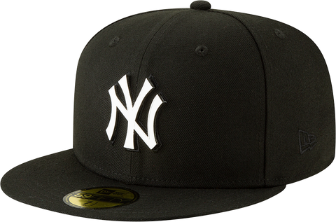 New York Yankees New Era 59Fifty Fitted Metal Thread