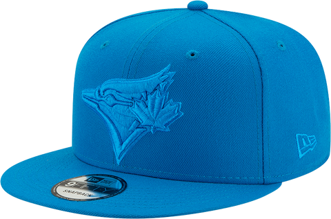 Toronto Blue Jays New Era 9Fifty Snapback Caribbean Blue