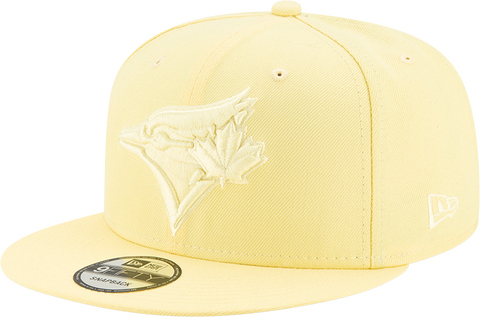 Toronto Blue Jays New Era 9Fifty Snapback Saffron Yellow