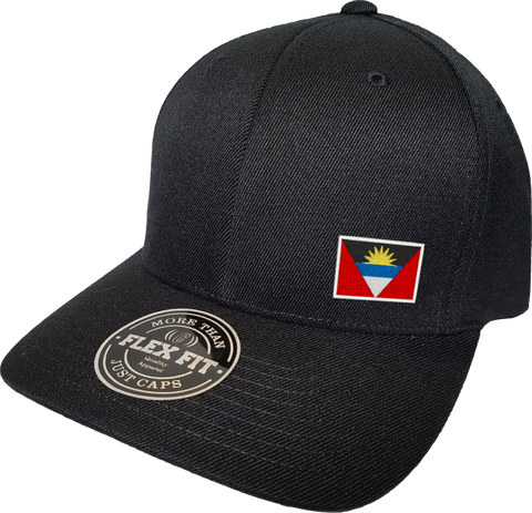 Antigua Cap Flex Fit FLS Black