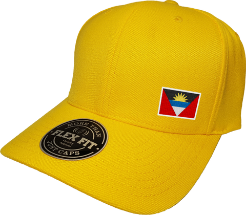 Antigua Cap Flex Fit FLS Gold