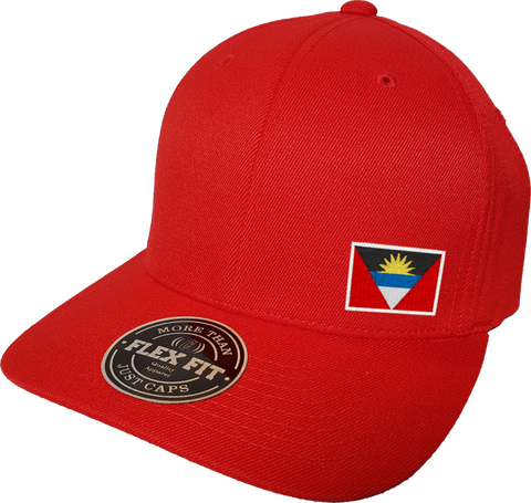 Antigua Cap Flex Fit FLS Red