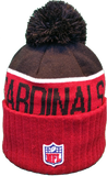 Arizona Cardinals Sideline Knit Pom Toque
