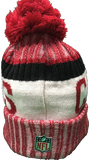 Arizona Cardinals NFL 17 Sideline Pom Toque