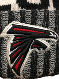 Atlanta Falcons NFL 17 Sideline Pom Toque