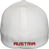 Austria Cap Flex Fit FLS White
