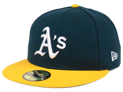 Oakland Athletics Fitted Home