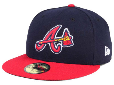 Atlanta Braves Fitted Alt