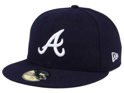 Atlanta Braves Fitted Road