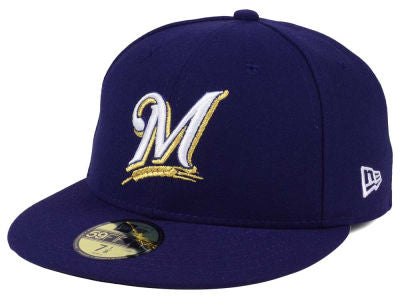 Milwaukee Brewers Fitted Game