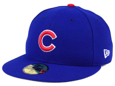Chicago Cubs Fitted Game