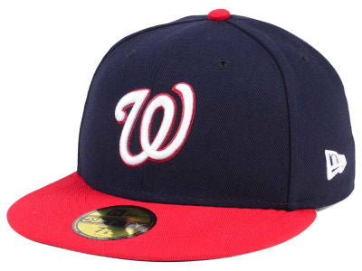 Washington Nationals Fitted Alt