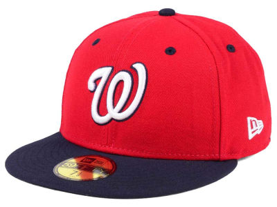 Washington Nationals Fitted Alt 2