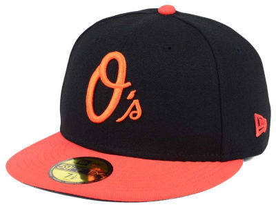 Baltimore Orioles Fitted Alt