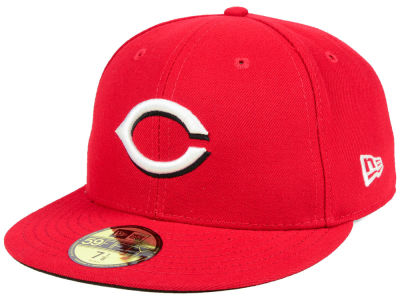 Cincinnati Reds Fitted Home