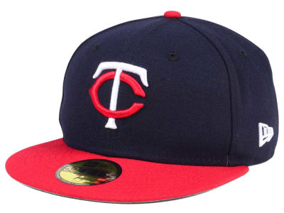Minnesota Twins Fitted Road