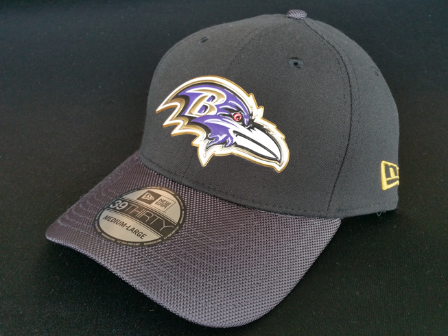 Baltimore Ravens 50th Superbowl Limited Edition 3930 Flexfit