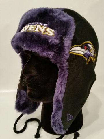 Baltimore Ravens Winter Helmet Toque