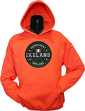 Ireland Hoodie Benchmark Orange