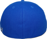 Blank RICHARDSON Fitted Cap Royal Blue