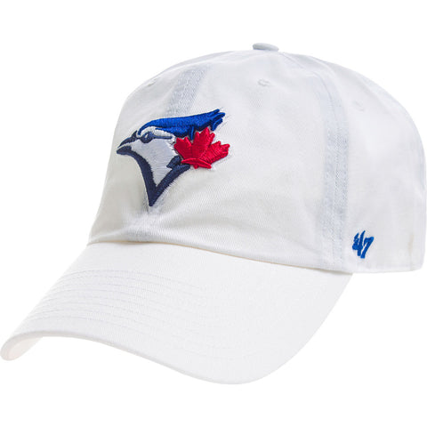 Toronto Blue Jays Clean Up Cap White