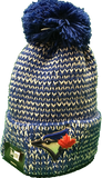 Toronto Blue Jays Frosty New Era Pom Toque