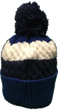 Toronto Blue Jays Layered Up Knit New Era Pom Toque