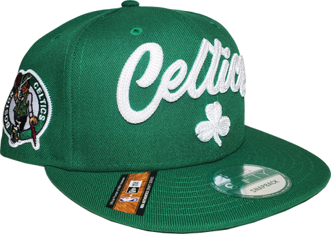 Boston Celtics NBA 9FIFTY Alt Draft Snapback Kelly Green