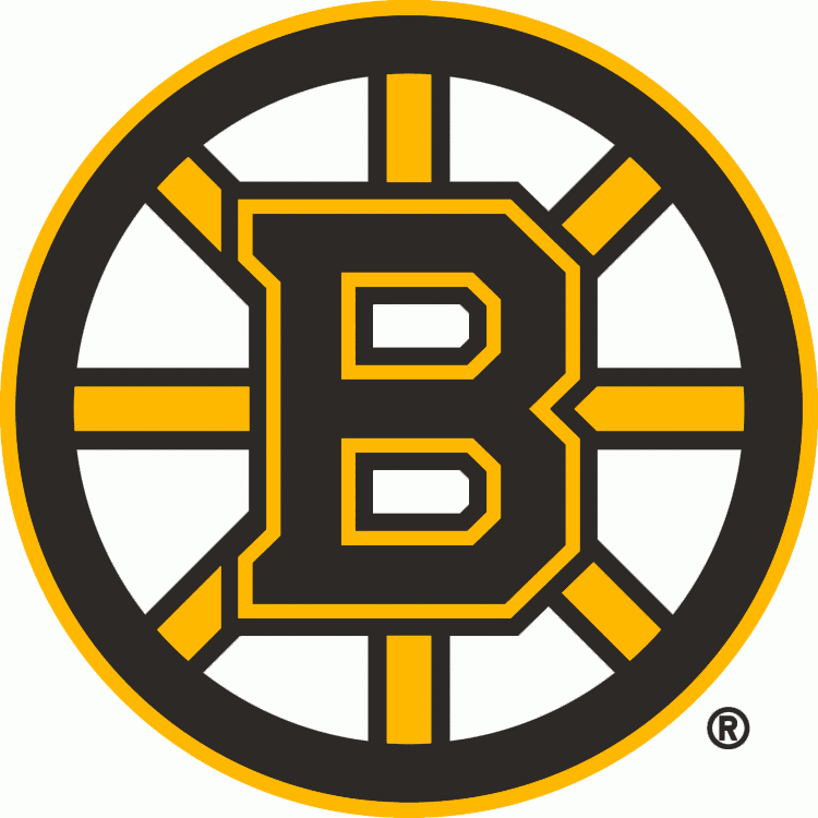Boston Bruins Jersey Numbering Pro Stitched 2 Layer