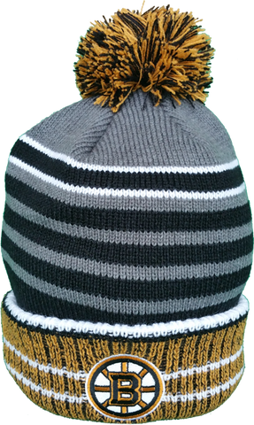 Boston Bruins Huntley OTH Pom Toque