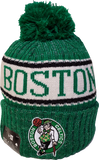 Boston Celtics Fleece Lined Pom Toque