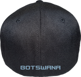 Botswana Cap Flex Fit FLS Black