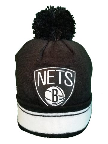 Brooklyn Nets Mitchell & Ness Toque