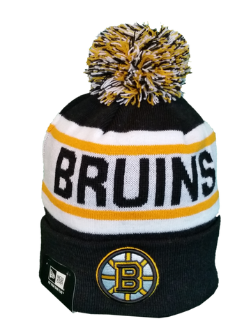 Boston Bruins NHL Boldbar Toque