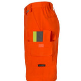Hi-Vis Ventilated Orange Mining Pants