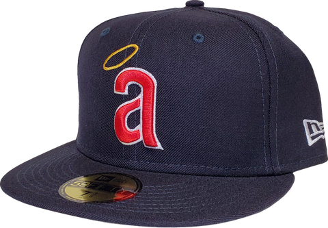 California Angels 1971 Wool New Era 59Fifty Fitted