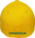 Cameroon Cap Flex Fit FLS Gold