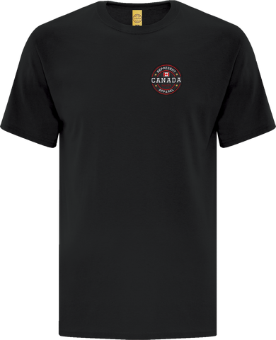 Canada Benchmark T-Shirt Black